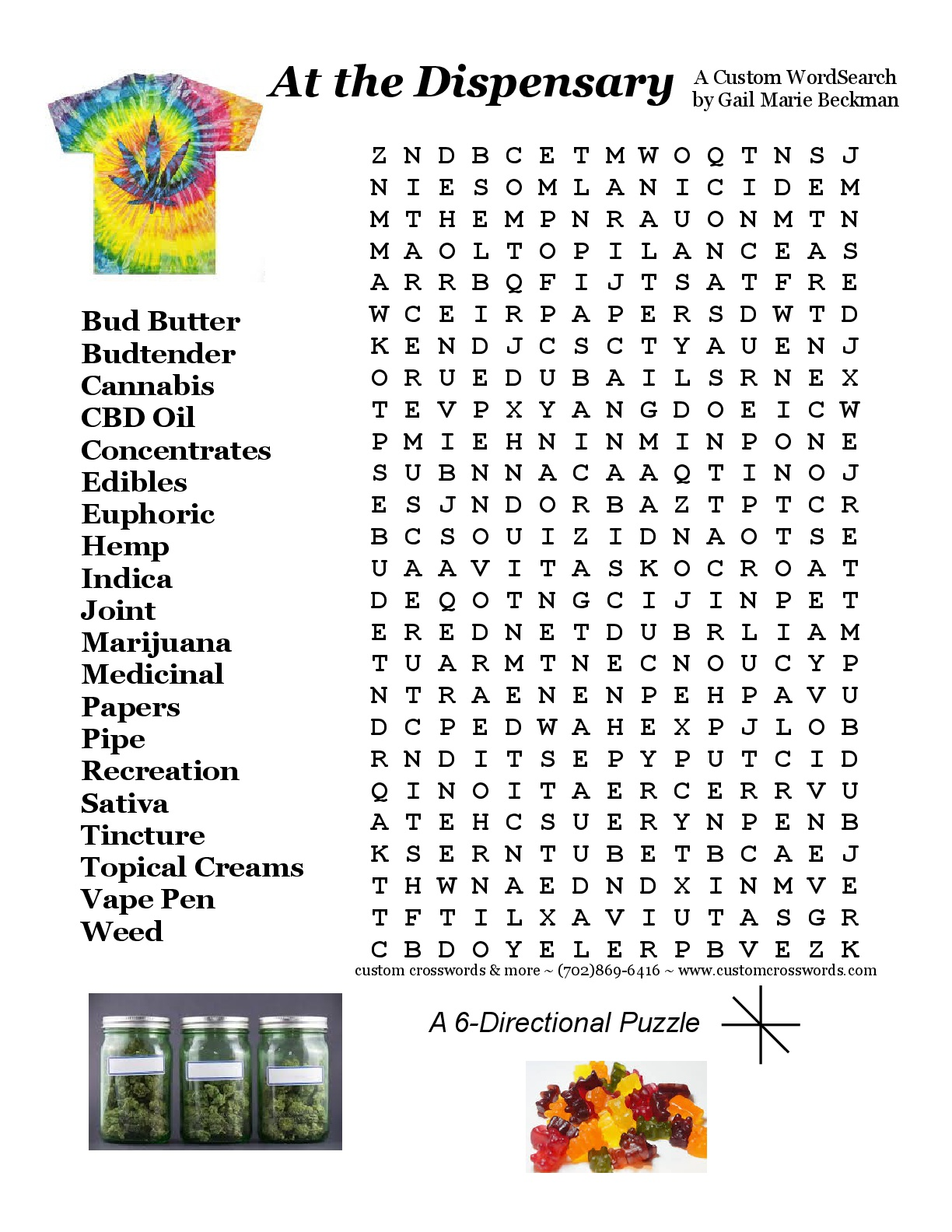 Puzzles Listing